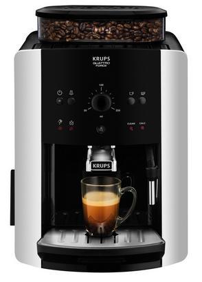 Kaffeevollautomat von KRUPS mit 1,8 Liter Wassertank
