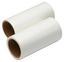 Ersatzrollen Fusselrolle Cleany Duo Pack - Weiß, KONVENTIONELL, Karton/Papier (400cm)