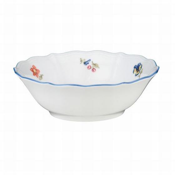 Dessertschale Sonate - Blau/Weiß, KONVENTIONELL, Keramik (15/15/5cm) - Seltmann Weiden