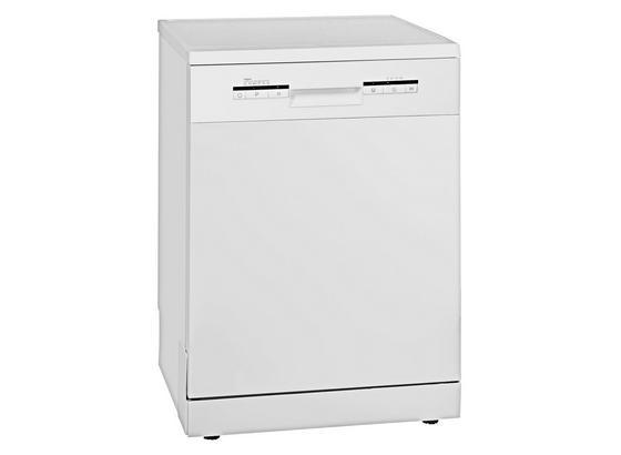 Geschirrspüler 9112.1 Weiß - Weiß, Metall (60/84,5/59,8cm) - Exquisit