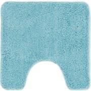 Wc Předložka Christina - světle modrá, textil (50/50cm) - Mömax modern living