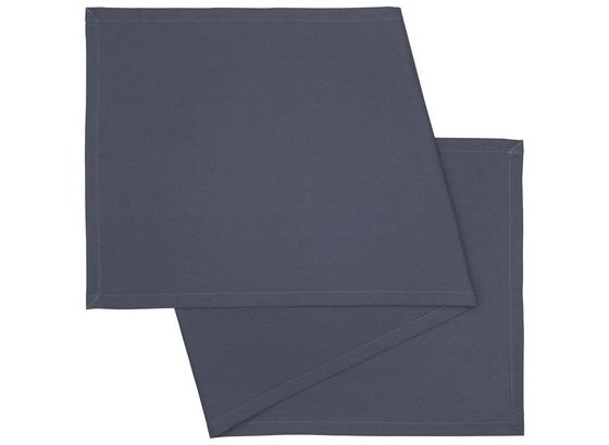 UBRUS 'BĚHOUN' NA STŮL STEFFI NEU -TOP- - tmavě šedá, textil (45/150cm) - Mömax modern living