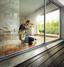 Kärcher Fenstersauger Wv 2 Plus - Gelb/Schwarz, KONVENTIONELL, Kunststoff (12/18/31cm) - Kärcher