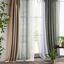 Provázková Záclona Blanc - bílá, Konvenční, textil (90/245cm) - Premium Living