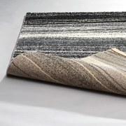 Webteppich Mo 60/110 - Schwarz/Weiß, MODERN, Textil (60/110cm)