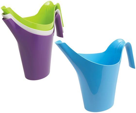 Locsolókanna Rosi - Lila/Zöld, konvencionális, Műanyag (1,7l) - Mömax modern living