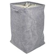 Wäschetonne Verena - Grau, MODERN, Textil (36/56/36cm)