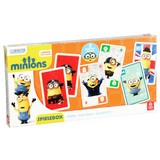 Kartenspielsammlung Disney Minions 3 in1 - Karton/Papier - Disney