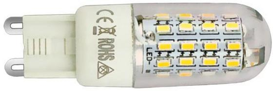 LED-smd-Leuchtmittel 300 lm, G9, A+ - Klar/Weiß, KONVENTIONELL (1,8/5,9cm)