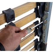 Lattenrost Ada Trendline 3102-K 90x200cm - Anthrazit, Basics, Holz (90/6/200cm)