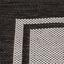 Läufer Justin 80x200 cm - Grau, KONVENTIONELL, Textil (80/200cm) - Ombra