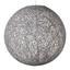Svítidlo Závěsné Sophia, Ø 40 Cm, 60 Watt - šedá, Lifestyle, textil (40cm) - Mömax modern living