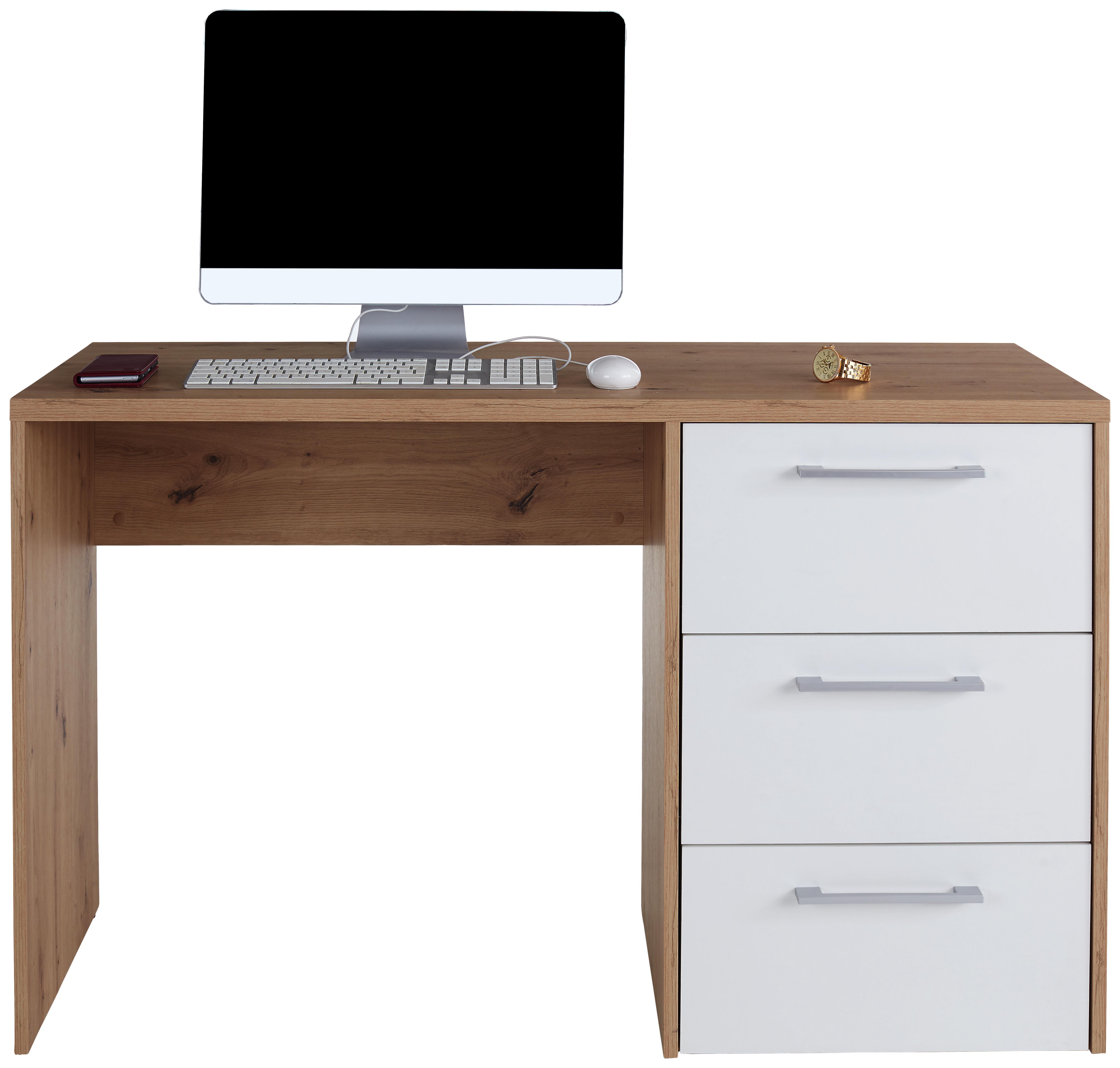 Schreibtisch BOX Eiche Dekor