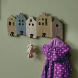 Nástěnná Šatna Celi - Multicolor, Moderní, kov/dřevo (54,5/23,5/6cm) - Modern Living