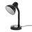 Lampa Na Písací Stôl Leona Max. 40 Watt Cenový Trhák - čierna, kov/plast (12,5/34/18,5cm) - Based