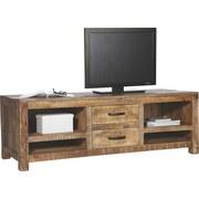 Komoda 'lowboard' Industry - prírodné farby, Štýlový, drevo (150/50/55cm) - James Wood