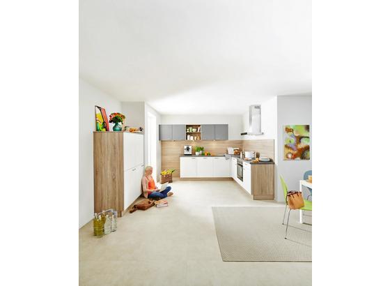 Vestavná Kuchyně Win - Moderní, kompozitní dřevo