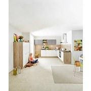 Vstavaná Kuchyňa Win - Moderný, kompozitné drevo