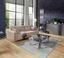Veľká Pohovka Garcia - béžová, Moderný, drevo/textil (248 90 103cm) - Luca Bessoni