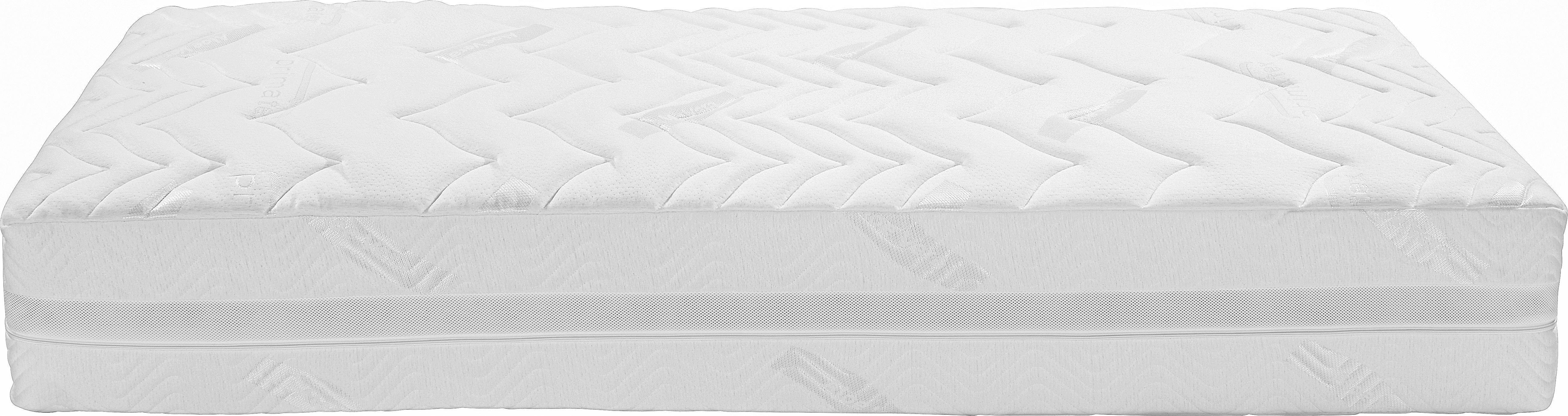 Boxspring Matrac Ergo-box - fehér, textil (90/200cm) - PRIMATEX