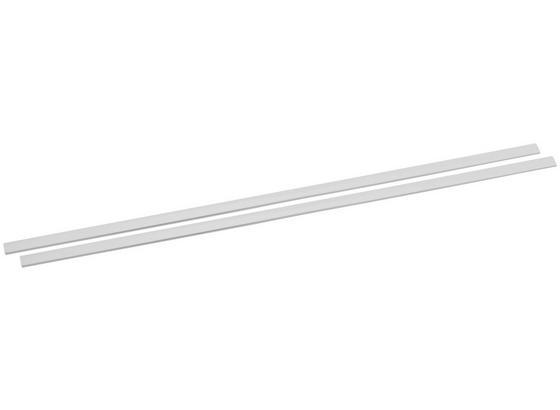 Zaťažkávací Profil Style - biela, kov (60cm) - Premium Living