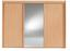Sada Vkládacích Polic K Šatní Skříni Imperial - Konvenční (88/2,2/46cm)