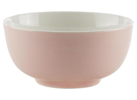 Miska Na Müsli Sandy - pink, Konvenční, keramika (13,7/6,6cm) - Mömax modern living