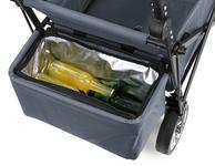 Bollerwagen Halterung für zugehörige Kühltasche