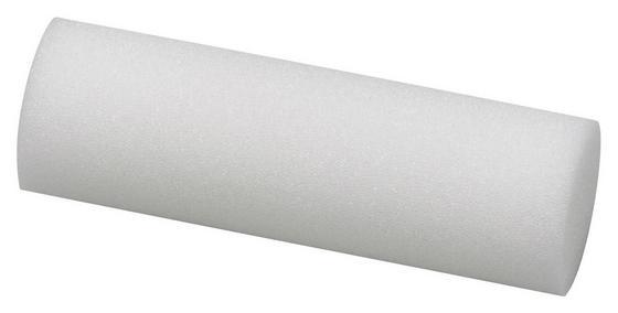 Farbroller 2 Stk. - Weiß, KONVENTIONELL, Kunststoff/Textil (10cm) - Gebol