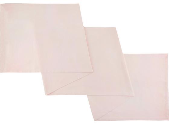 Ubrus 'běhoun' Na Stůl Steffi -top- - starorůžová, textil (45/150cm) - Mömax modern living