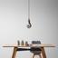 Závěsné Svítidlo Luciana - šedá, Moderní, sklo (13.5/129.5cm) - Modern Living