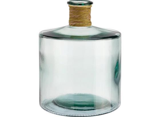 Váza Klara - číra, ďalšie prírodné materiály/sklo (26cm) - Mömax modern living