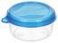 Frischhaltedose F100 - Blau/Rot, KONVENTIONELL, Kunststoff (8/4.3cm)