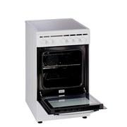 Standherd mit Glaskeramikfeld PKM EH 4-50 GK5 - Weiß, Basics (50/85/61cm)