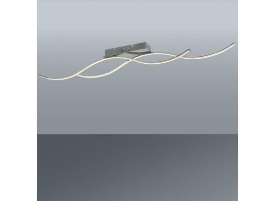 Led Stropná Lampa Anne - Moderný, umelá hmota/sklo (110/8/9cm) - Mömax modern living