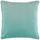 Dekorační Polštář Viola - mátově zelená, Konvenční, textil (45/45cm) - Premium Living