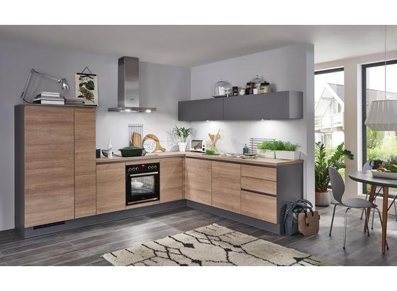 Vstavaná Kuchyňa Riga - Basics (245/315cm)