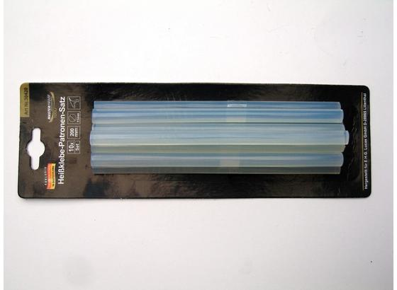 Heißklebepatronen 30420 - Transparent, Basics, Kunststoff (20cm)