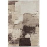 Webteppich Milena - Beige, MODERN, Textil (120/170cm) - Luca Bessoni