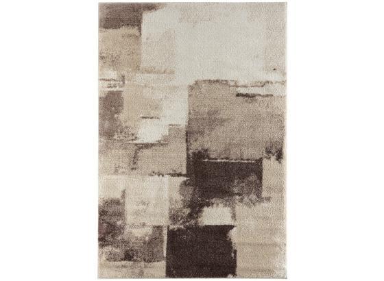 Webteppich Milena - Beige, MODERN, Textil (80/150cm) - Luca Bessoni