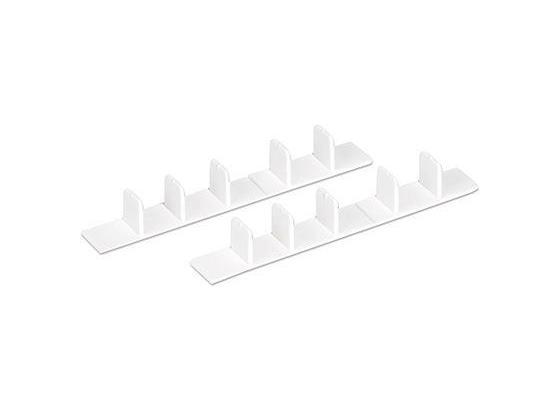 Bočný Kryt Amelie - biela, plast (8.3/2.2/1.7cm) - Mömax modern living