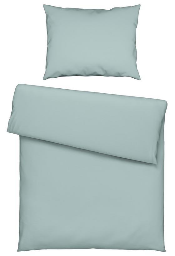 Povlečení Stone Washed Uni, Ca.140x200cm - světle modrá, Moderní, textilie (140/200cm) - Mömax modern living