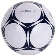 Fußball Bobby - Blau/Schwarz, KONVENTIONELL, Kunststoff (67-69cm)