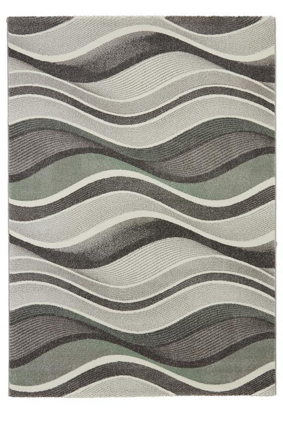 Koberec Tkaný Bill - zelená, Moderní, textil (120/170cm) - Mömax modern living