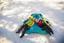 Snowtube Winter Rush Triple Tube - Blau/Gelb, MODERN, Kunststoff (152/38cm) - Bestway