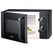 Mikrowelle Micro Grill 20l - Anthrazit, MODERN, Kunststoff (36/45,2/26,2cm)