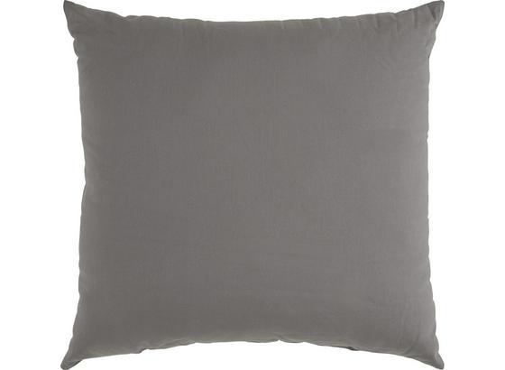 Dekoračný Vankúš Bigmex - antracitová, textil (65/65cm) - Mömax modern living