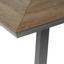 Greemotion Gartenset Locarno - Silberfarben/Braun, MODERN, Kunststoff/Textil - Greemotion