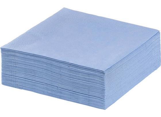 Servítky Kathleen - modrá, papier (33/33cm) - Mömax modern living
