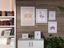 Bilderrahmen Noah, 40x50cm - Weiß, KONVENTIONELL, Glas/Holz (40/50cm) - Luca Bessoni